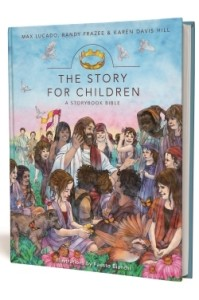 For our littlest ones, this easy to read illustrated Bible will guide them through the same stories their parents are reading.