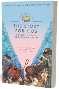 Geared for children ages 8 and up, this version of The Story simplifies the Bible for our kids.